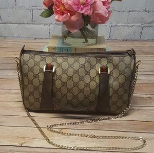 Vintage Gucci Sherry Line Bag
